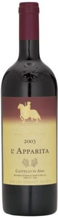 Merlot L′Apparita 1997