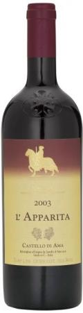 Merlot L′Apparita 1999